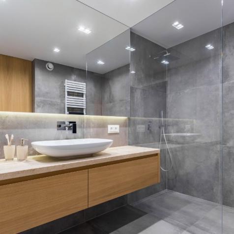 Fabrication meuble salle de bain à Halluin, Lille
