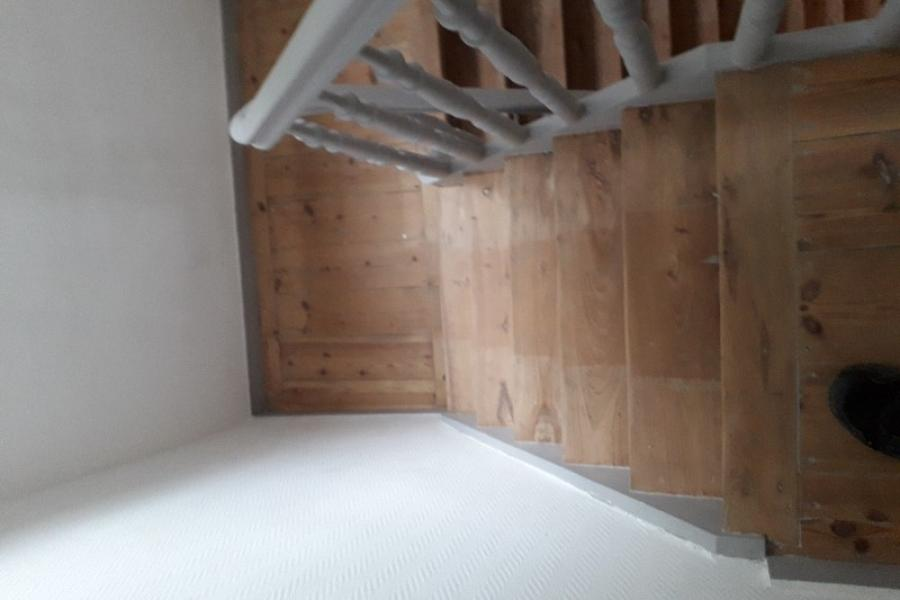 poncage d escalier en orme